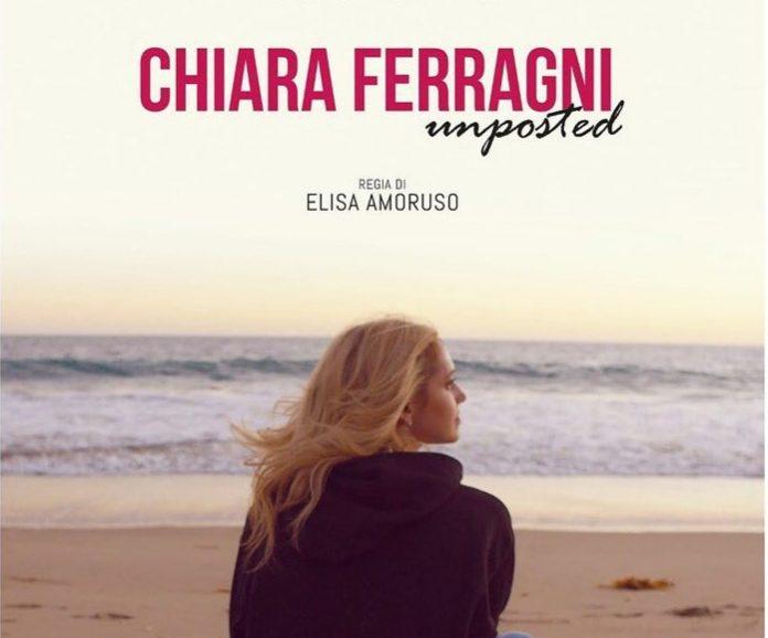 Chiara Ferragni Unposted su Rai due