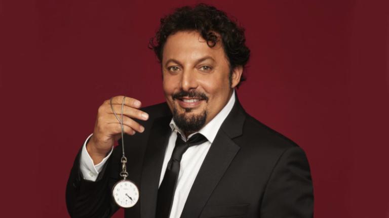 """""""Un'ora sola Vi vorrei"""", su Rai due il nuovo one man show di Enrico Brignano"""