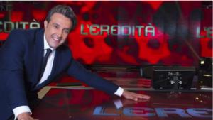 Torna L'eredità con Flavio Insinna su Rai Uno