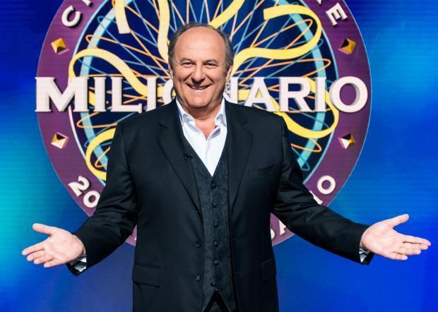"""""""Chi vuol essere Milionario?"""", Gerry Scotti torna in prima serata nello storico game show"""