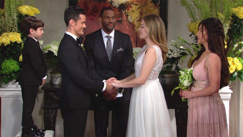 Hope e Thomas saranno marito e moglie?