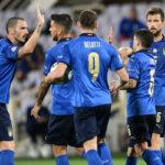 Italia-Bosnia Nation League
