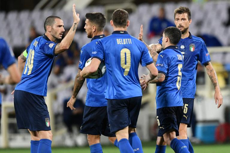 Ascolti tv 4 settembre: ottimi ascolti per Italia – Bosnia Erzegovina