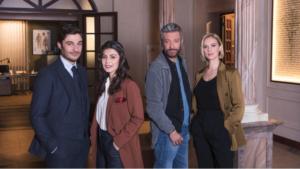 """""""L'Allieva"""", i nuovi episodi dal 27 settembre su Rai Uno: arriva anche Sergio Assisi"""