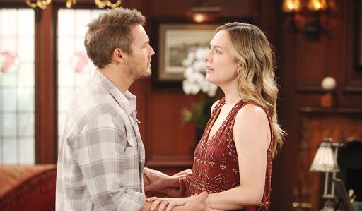 Beautiful, Liam informa Hope che Beth é viva