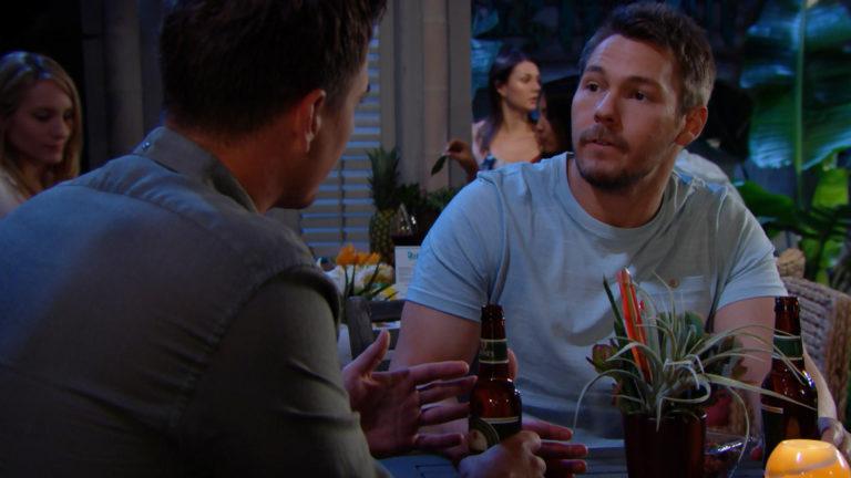 Beautiful, Liam e Wyatt indagano su Flo e Thomas