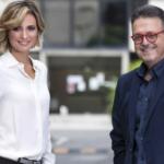 Monica Giandotti e Marco Frittella Uno Mattina