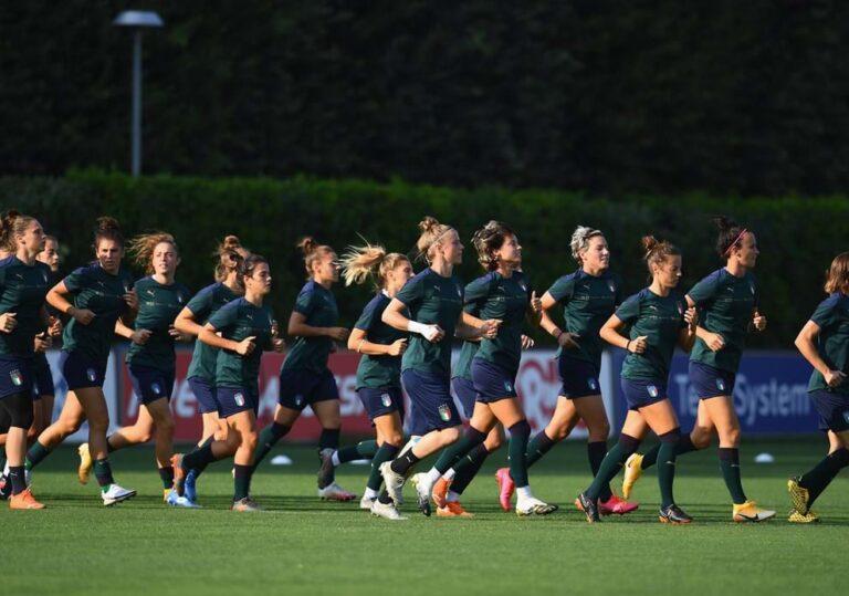 La Nazionale femminile torna su Rai due contro Bosnia Erzegovina