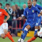 Paesi Bassi vs Italia Rai Uno