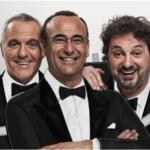 Panariello Conti Pieraccioni show Rai Uno