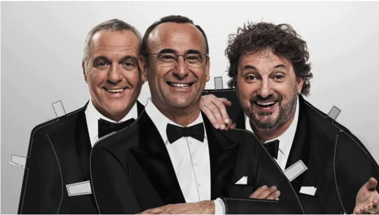 Ascolti tv 11 settembre: serata vinta con poco da Panariello, Conti, Pieraccioni: lo Show