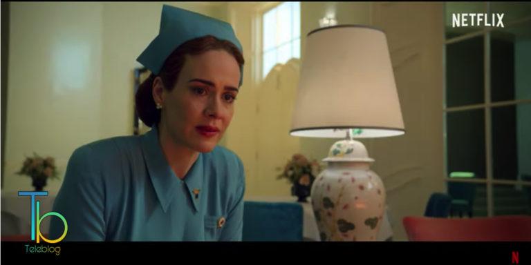 Ratched, il trailer italiano finale della serie di Ryan Murphy su Netflix