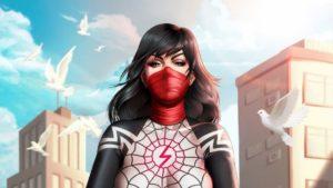 Silk: in sviluppo la prima serie TV ambientata nell'universo cinematografico di Spider-Man
