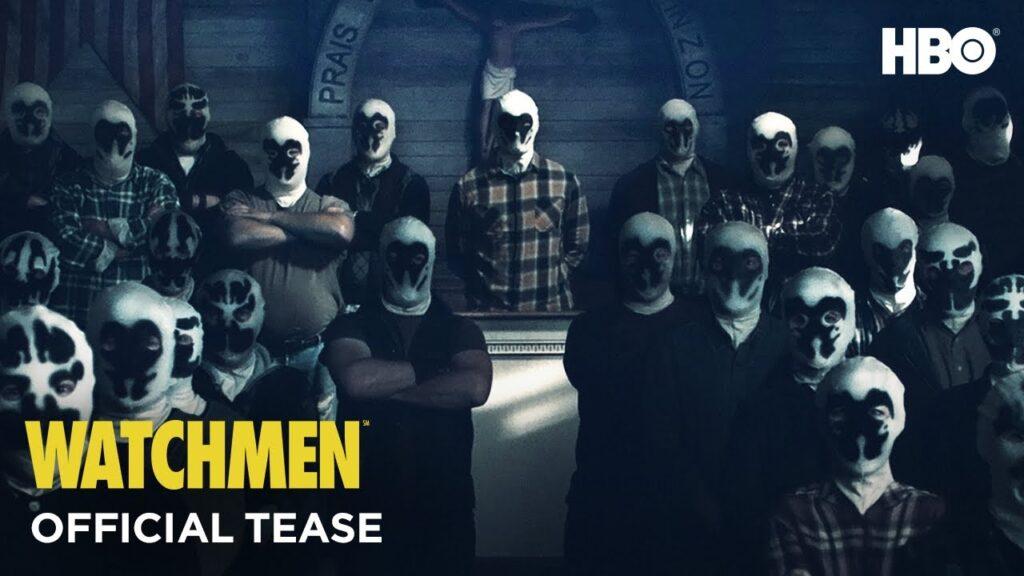 Watchmen HBO emmy Awards