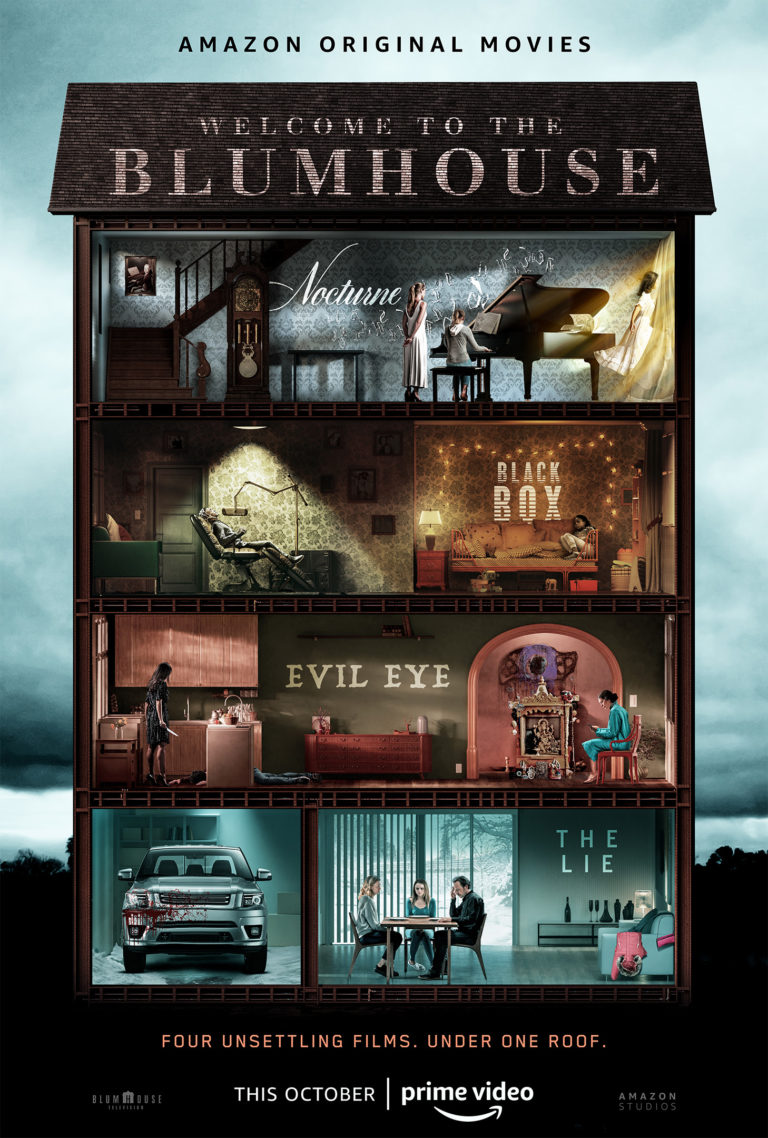 Welcome to Blumhouse, su Prime Video 4 film thriller in esclusiva