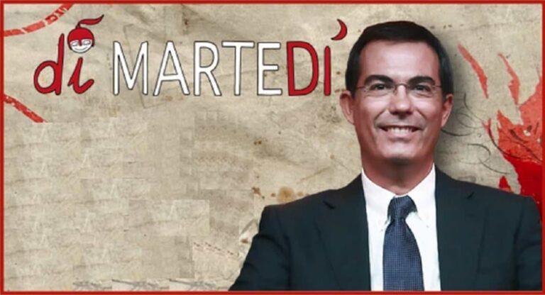 diMartedi, ospiti e argomenti: arriva Neri Marcorè