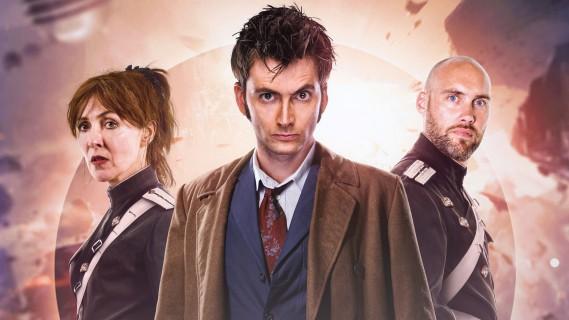 Doctor Who: Dalek Universe, il trailer ufficiale del nuovo progetto con David Tennant