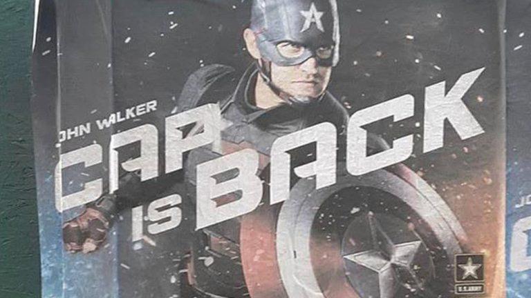The Falcon and The Winter Soldier: ripartono le riprese, US Agent sul set