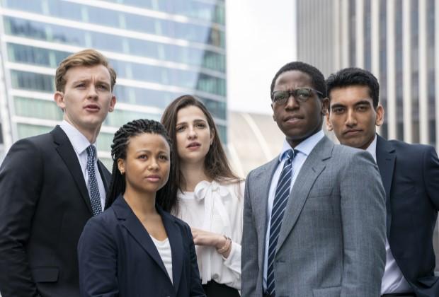 Industry: il primo trailer della serie HBO ambientata nel mondo della finanza