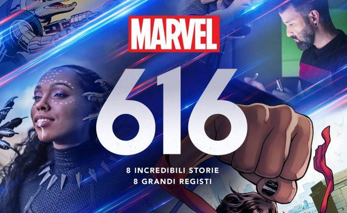Marvel 616: il primo trailer della nuova docuserie di Disney+