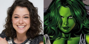 She-Hulk: Tatiana Maslany sarà la protagonista della serie Marvel!