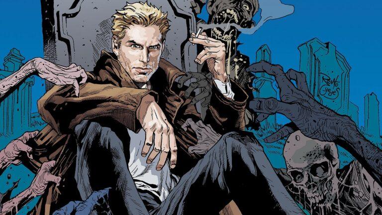 HBO Max:  J.J. Abrams al lavoro sulle serie TV di Constantine e Zatanna