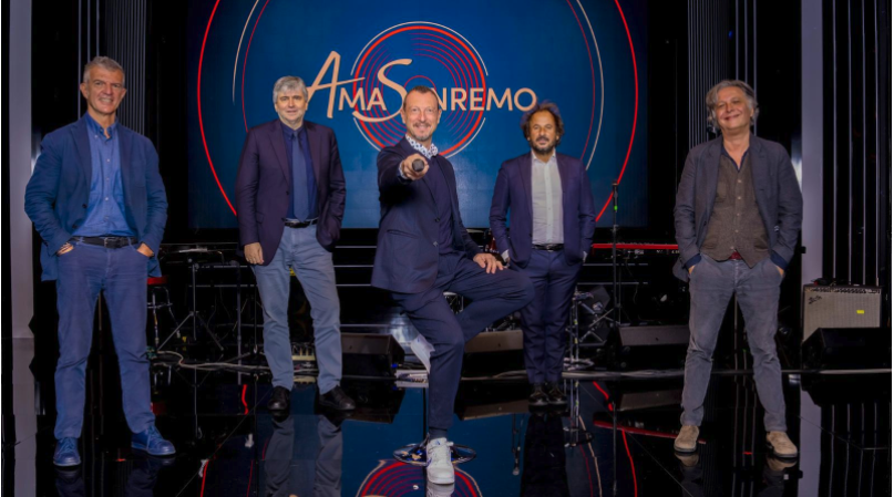 Ama Sanremo i giovani di Sanremo Rai Uno