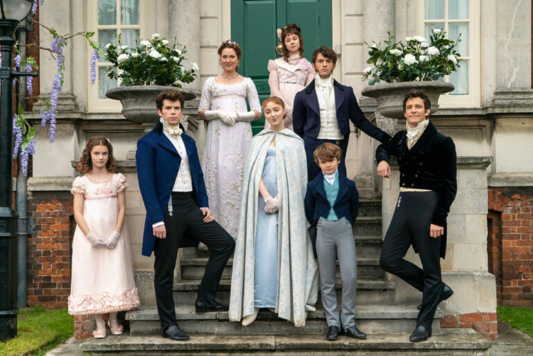 Bridgerton, la prima serie Shondaland a sbarcare su Netflix