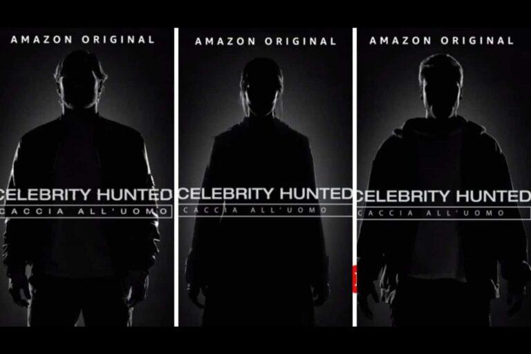 Celebrity Hunted – Caccia all'uomo, la seconda stagione prossimamente su Amazon Prime Video