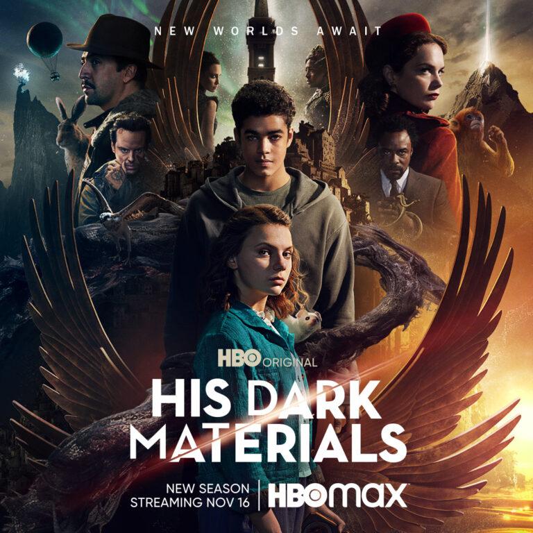 His Dark Materials: poster e data di uscita per la seconda stagione, in onda anche su HBO Max