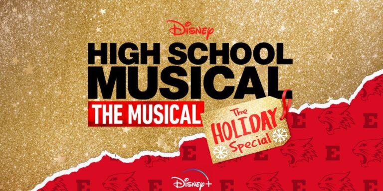 High School Musical: The Musical – data di uscita per lo special natalizio su Disney+