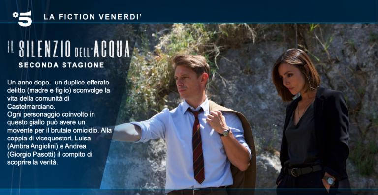 All together now, Viaggio nella grande bellezza: Fiction Mediaset a dicembre?