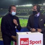 Italia-Olanda auditel Rai Uno