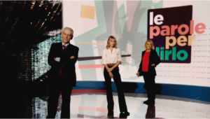 """""""Le parole per dirlo"""", arriva su Rai 3 il nuovo programma sulla lingua italiana"""