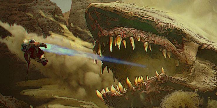 The Mandalorian 2: gli spettacolari concept art del primo episodio