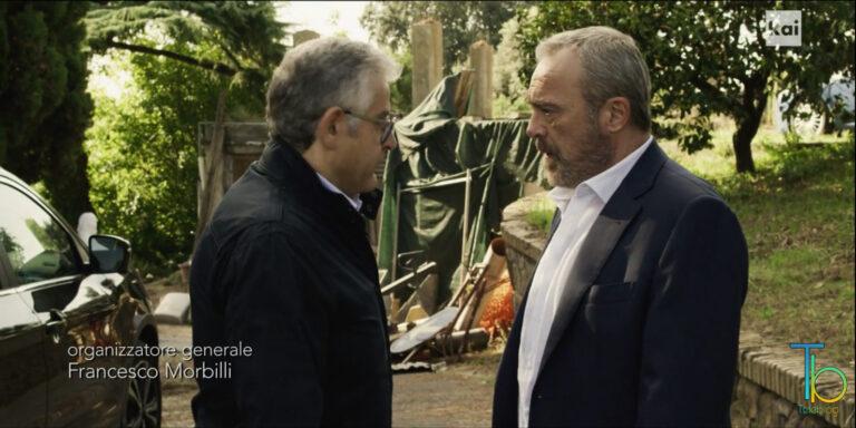 Ascolti tv 8 ottobre: boom in chiusura per Nero a metà, ancora flop per Seconda Linea e Gerry Scotti