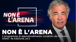 Proteste a Napoli, Inchiesta Inps: ospiti e argomenti di Non é l'Arena del 25 ottobre