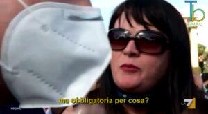 Il bivio tra nuovo lockdown e crollo economico in Italia a Piazzapulita su La7