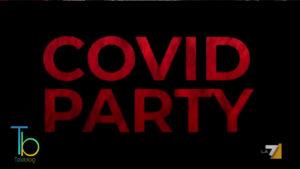 Covid party nella puntata di Piazzapulita su La7
