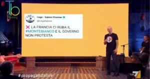 Frans Timmermans ospiti di Propaganda Live su La7