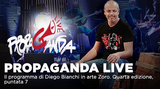 Daniele De Rossi, Achille Bonito Oliva tra gli ospiti di Propaganda Live su La7