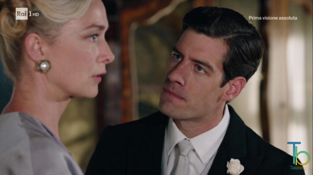 Riccardo scopre la verità su Ludovica