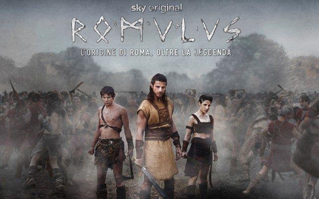 Romulus, Riviera 3 e le altre serie Sky Original di novembre
