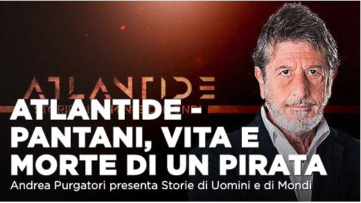 Documentario Pantani nello Speciale Atlantide su La7