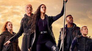 Star Trek: Discovery riceve il rinnovo per una quarta stagione