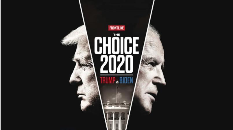 The Choice 2020 - La scelta Trump Biden Rai due