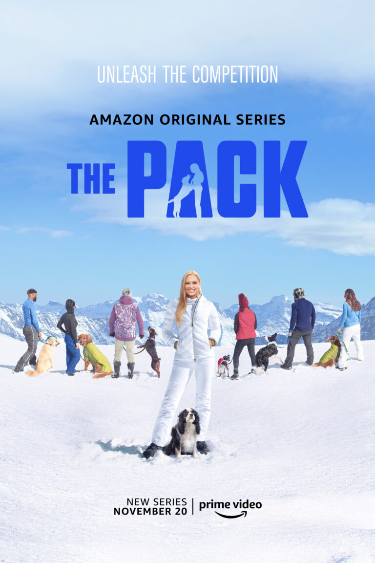 The Pack, su Prime Video il reality game che mette in sfida cani e padroni