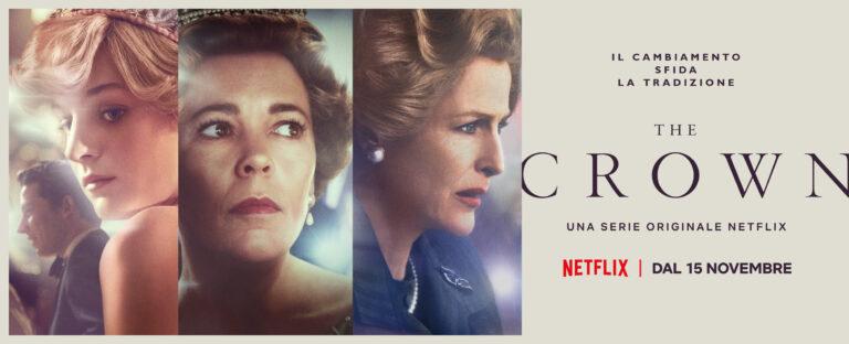The Crown: trailer e locandina per la quarta stagione