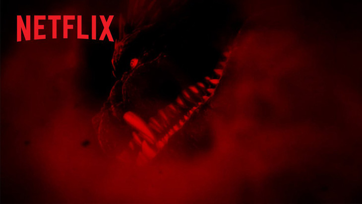 Trailer e poster per Godzilla: Singular Point