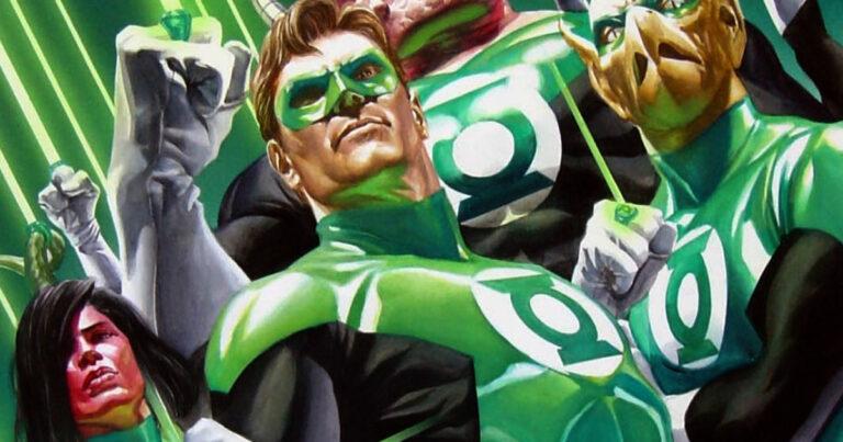 Green Lantern: svelati i protagonisti della serie HBO Max
